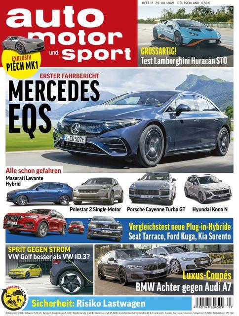 Auto Motor und Sport 2021-07-28