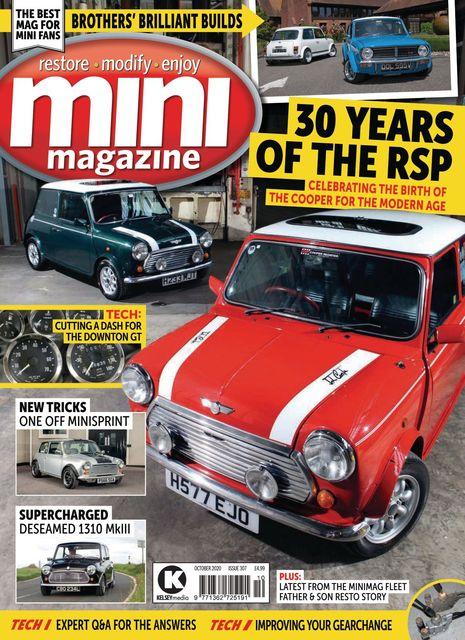 Mini Magazine issue 10/2020