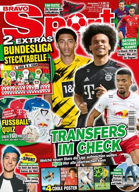 Bravo Sport Ausgabe 9/2020