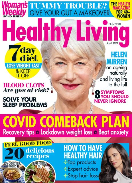 Woman's Weekly Lifestyle Magazine 2021-03-18