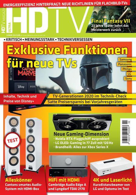 HDTV Ausgabe 02/2020