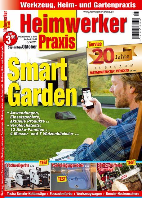 Heimwerker Praxis Ausgabe 05/2021