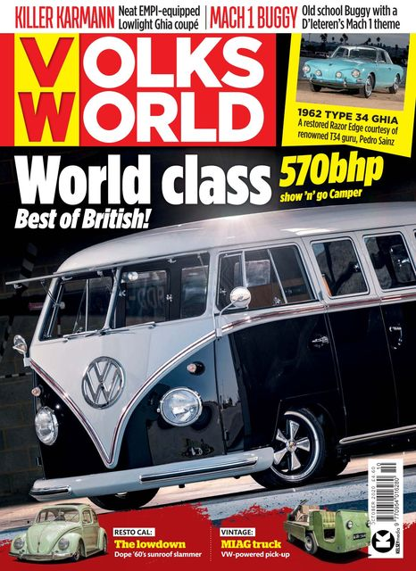 VolksWorld issue 10/2020