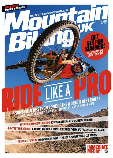 Mountain Biking UK issue 07/2020