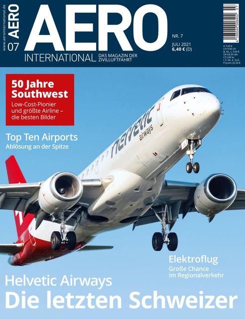 AERO INTERNATIONAL Magazin 2021-06-08