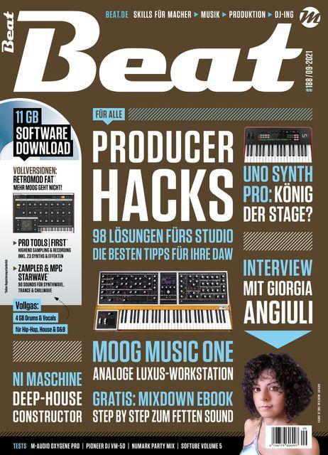 Beat Magazin (DE) Ausgabe 09/2021