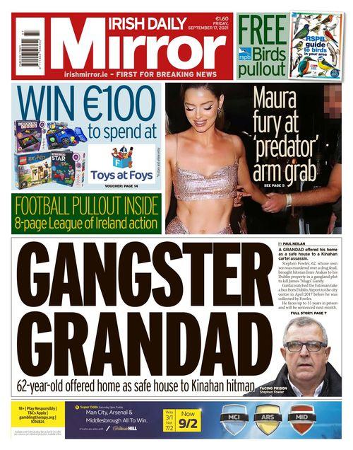 Irish Daily Mirror 2021-09-17
