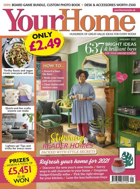 Your Home issue 01/2021