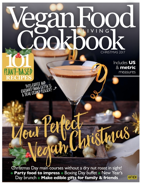 The Vegan Cookbook issue 02, Your Perfect Vegan Christmas