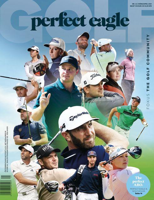 Perfect Eagle Golf Ausgabe 01/2021
