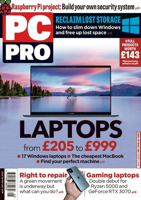 PC Pro issue 05/2021