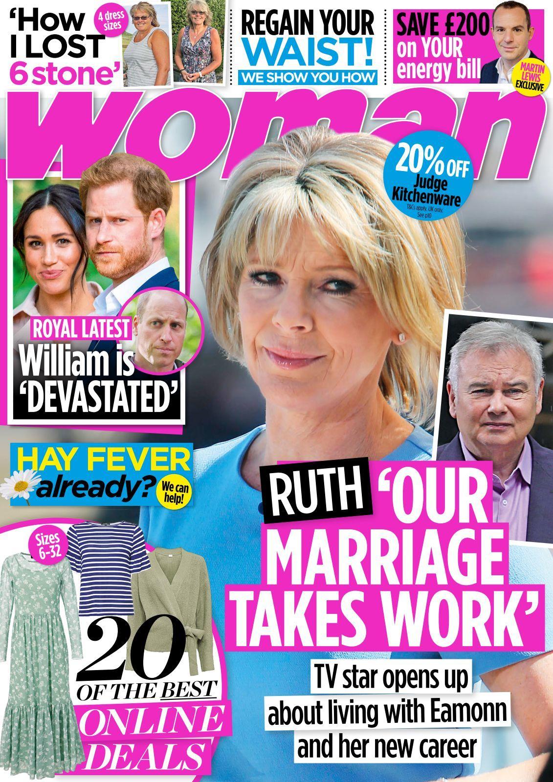 Woman Magazine UK   20 20 20