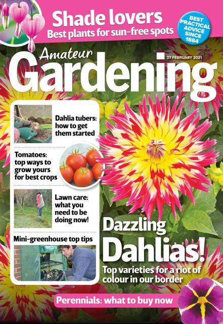 Amateur Gardening Magazine 2021-02-23