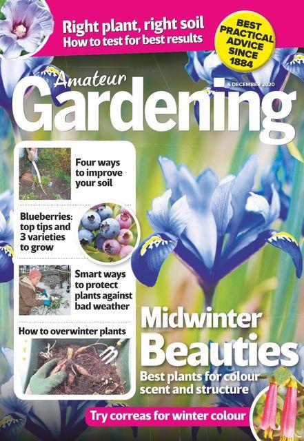 Amateur Gardening Magazine 2020-12-01