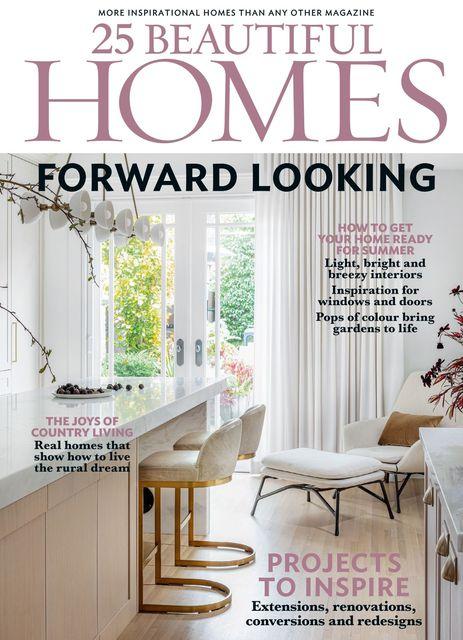 25 Beautiful Homes Magazine 2021-04-01