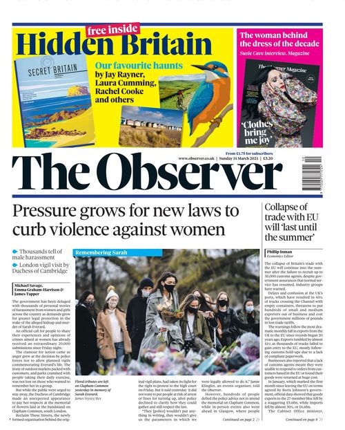 The Observer 2021-03-14