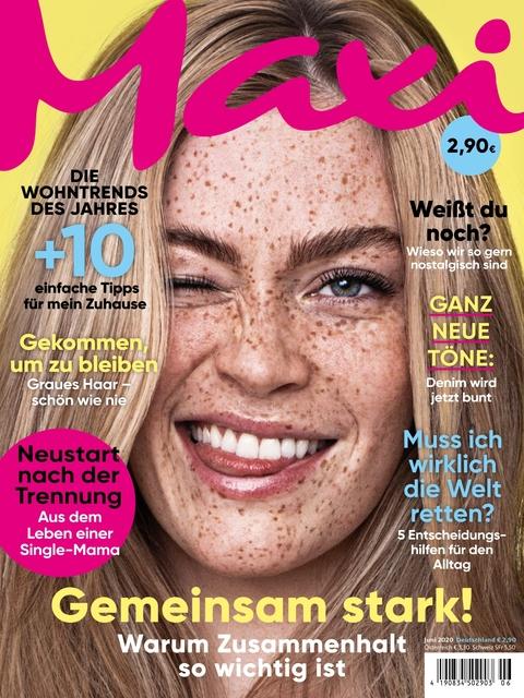MAXI Ausgabe 06/2020