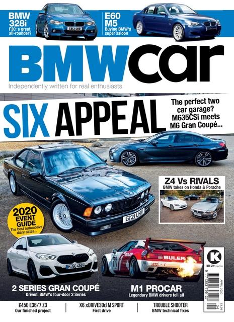 BMW Car issue 04/2020