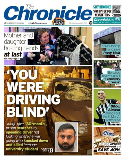 Newcastle Chronicle 2021-04-07