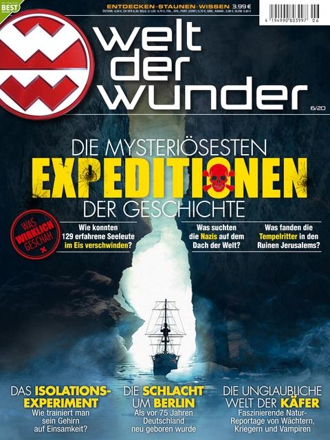 Welt der Wunder Ausgabe 6/2020