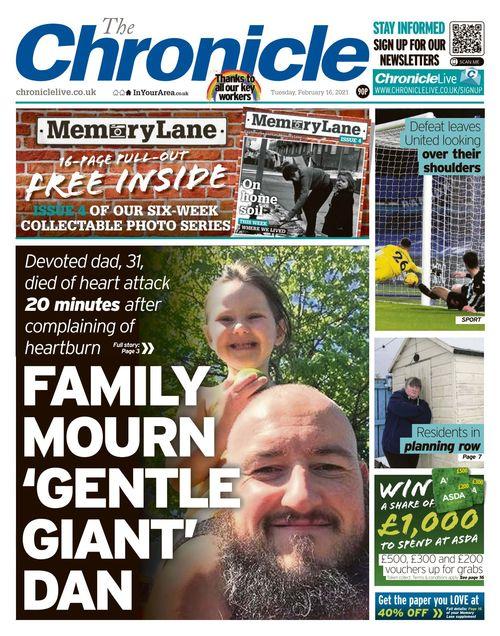 Newcastle Chronicle 2021-02-16