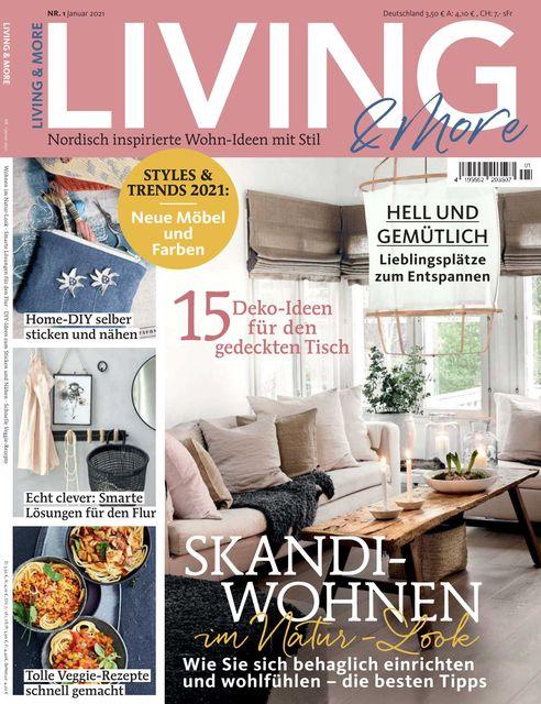 Ausgabe living/--more