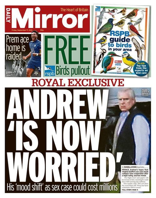 Daily Mirror 2021-09-17