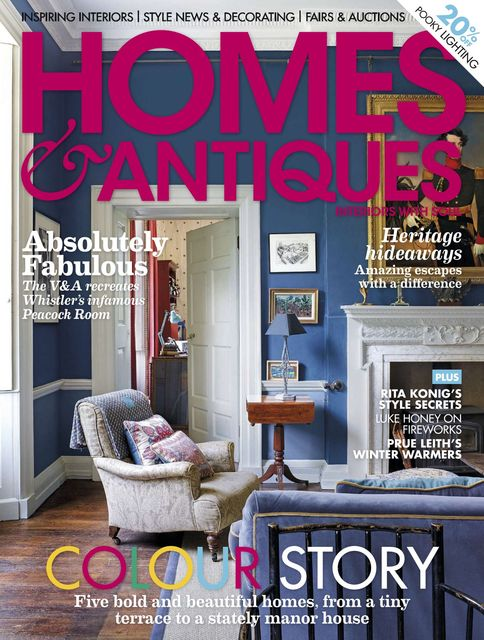 Homes & Antiques 2020-10-14