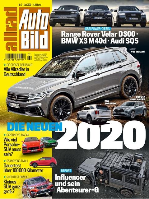 AUTO BILD Allrad 2020-06-05