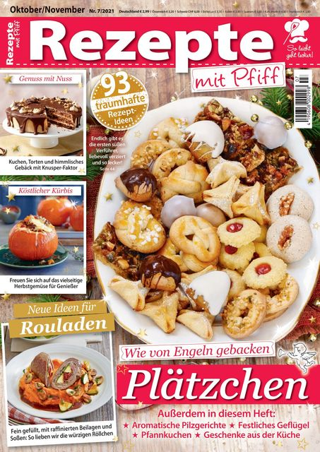 Rezepte mit Pfiff Ausgabe 07/2021
