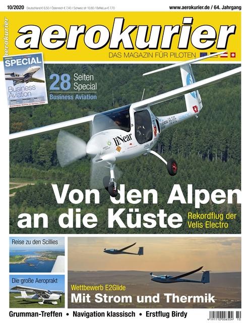 Aerokurier Ausgabe 10/2020