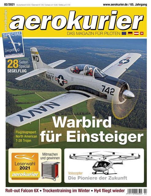 Aerokurier Ausgabe 02/2021