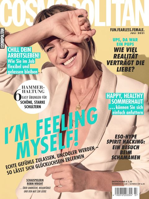 Cosmopolitan Ausgabe 7/2021