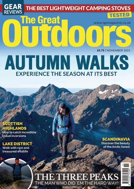 The Great Outdoors issue 11/2021