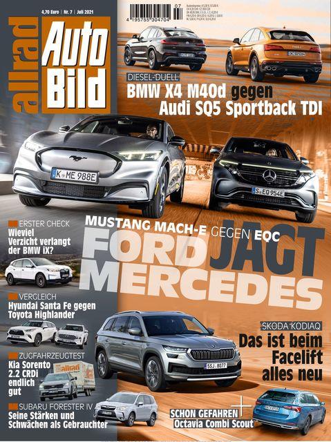 AUTO BILD Allrad Magazin 2021-06-02