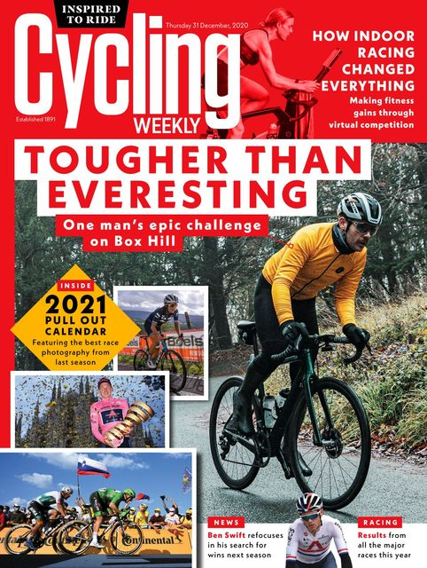 Cycling Weekly - The UK's Best Cycling Magazine 2020-12-31