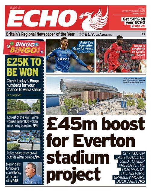 Liverpool Echo 2021-09-17