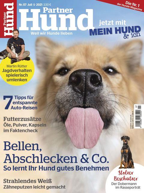 Partner Hund Ausgabe 07/2021