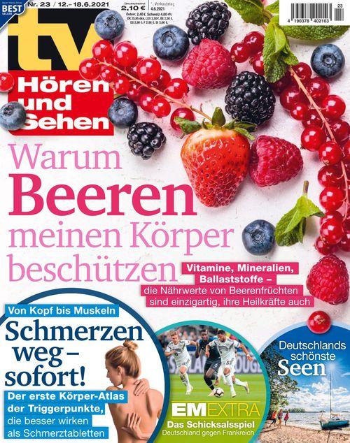 TV Hören und Sehen Ausgabe 23/2021