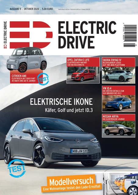Electric Drive Ausgabe 05/2020
