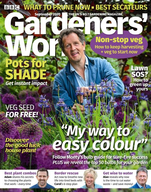 BBC Gardeners' World issue 09/2020
