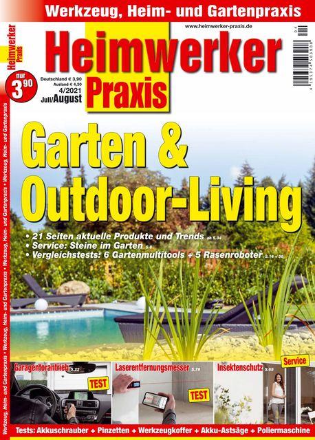 Heimwerker Praxis Ausgabe 04/2021