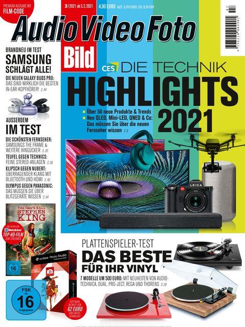 Audio Video Foto BILD Premium 2021-02-03