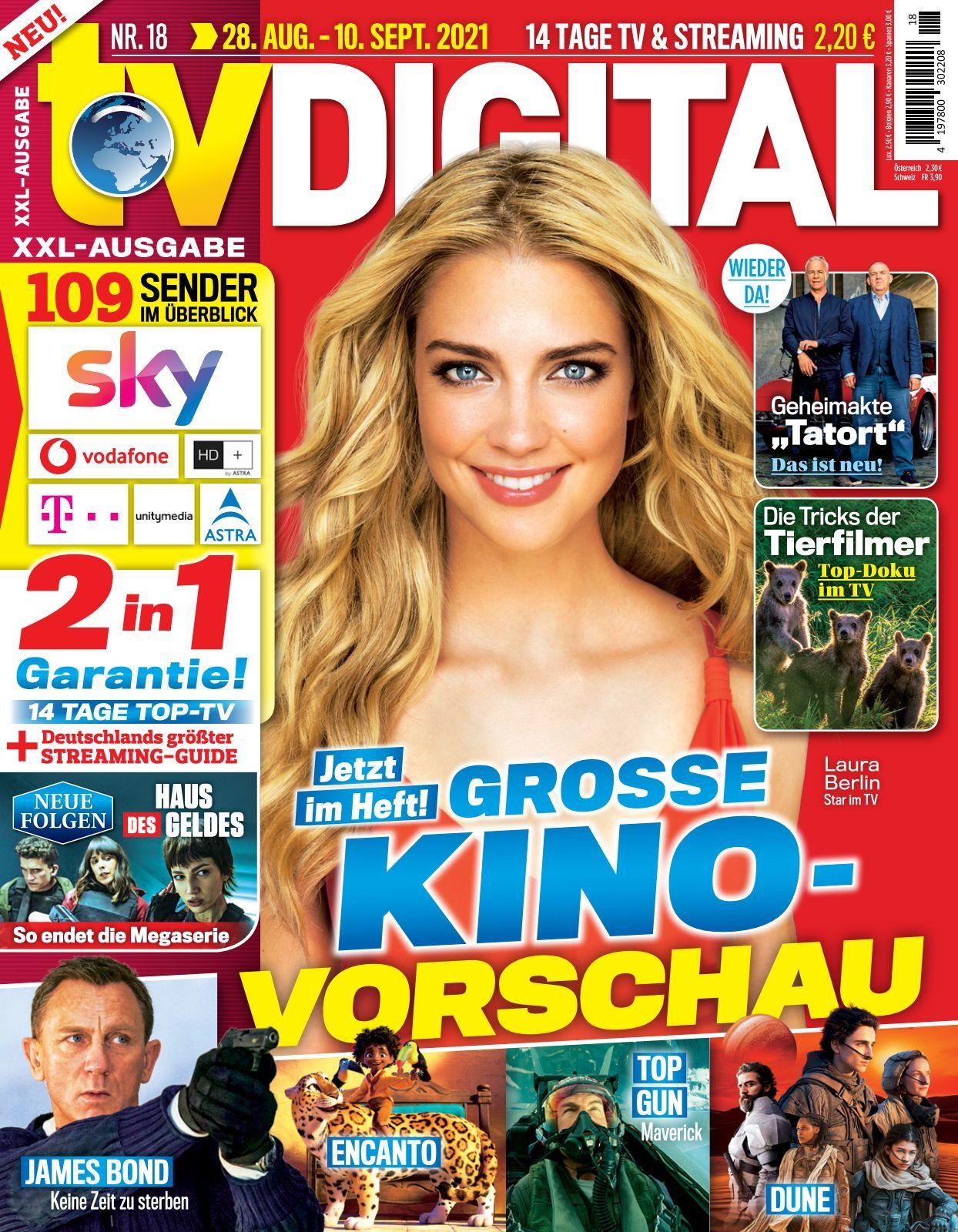 TV DIGITAL XXL   Fernsehzeitschriften online auf YUMPU News