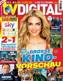 TV DIGITAL XXL | Fernsehzeitschriften online auf YUMPU News
