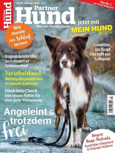 Partner Hund Ausgabe 02/2021
