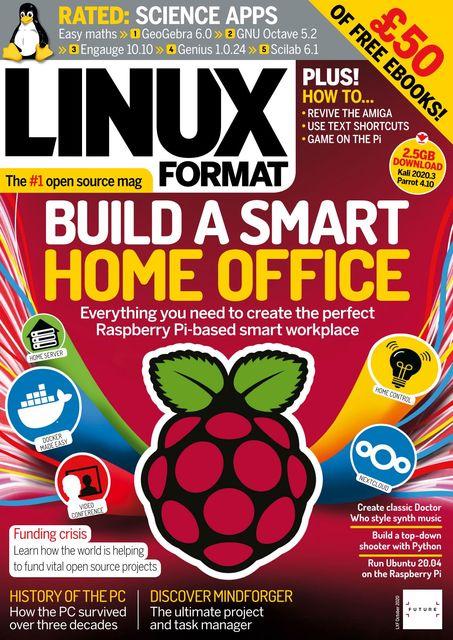 Linux Format 2020-09-22