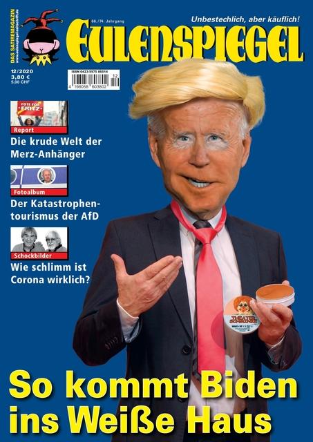 EULENSPIEGEL Ausgabe 12/2020
