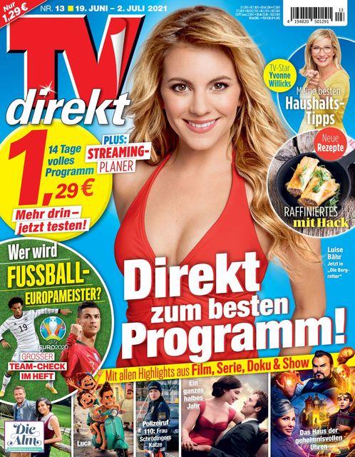 TV direkt 2021-06-10
