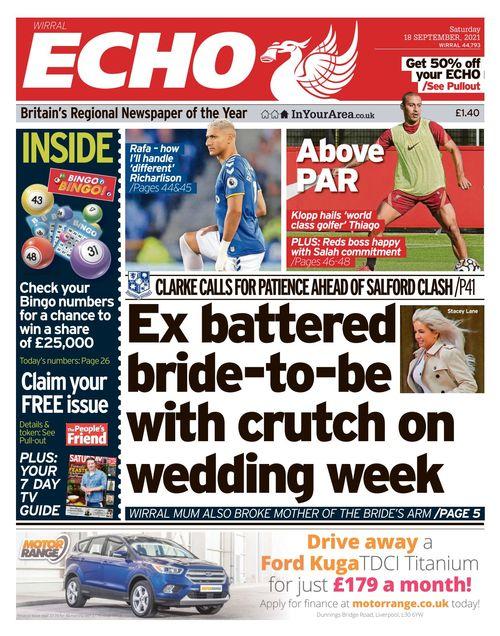 Liverpool Echo 2021-09-18